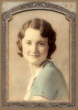 Nellie Josephine <I>Henry</I> Peebles