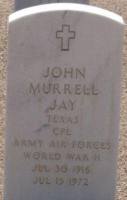 John Murrell Jay