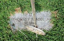 "Thomas Francis ""Tom"" Pradel, Jr"