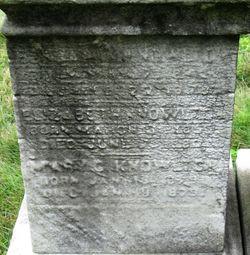 Benjamin F Knowlton