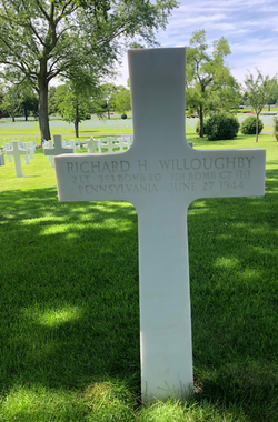 2Lt Richard Henry Willoughby