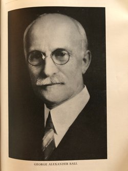 George Alexander Ball