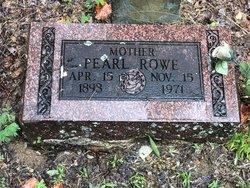 Pearl Victoria <I>Jewell</I> Rowe