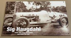 """Sigurd Olson """"Sig"""" Haugdahl"""