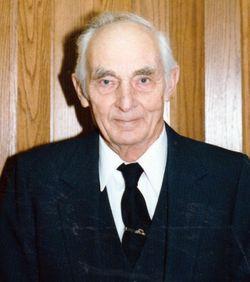 Martin A. Pederson