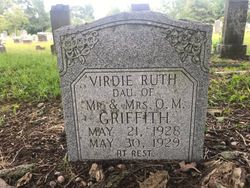 Virdie Ruth Griffith
