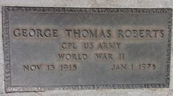 George Thomas Roberts