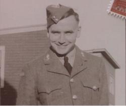 Private Peter Allister Cavanagh
