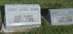 Mary <I>Amman</I> Albert