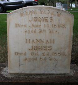 Dewi Elmed Jones