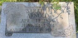 Sara Ida <I>Campbell</I> Arnold