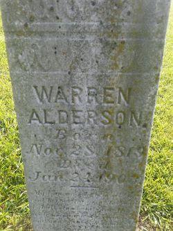 Warren Alderson