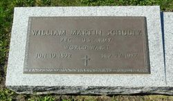 William Martin Schultz