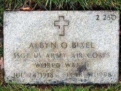 Albyn Otis Bixel