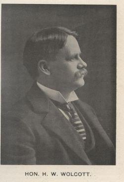 Herbert Walter Wolcott
