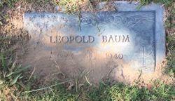 Leopold Baum