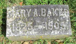 Mary Asenath <I>Hunter</I> Baker