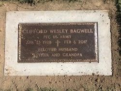Clifford Wesley Bagwell