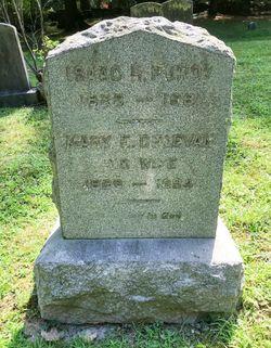 Mary E. <I>Delevan</I> Purdy