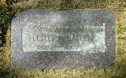 Lester P Hallett