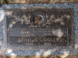 Carl Edward Cooley
