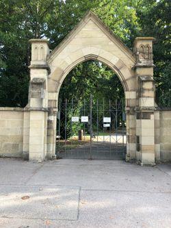 Jüdischer Friedhof im Pragfriedhof Stuttgart