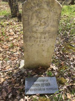 Mary Ann <I>Sevier</I> Carland