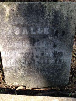 Sally <I>Olmstead</I> Mosher