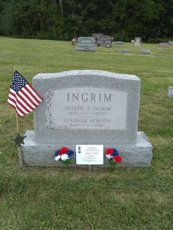 Joseph Thomas Ingrim