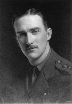 Lieutenant Colonel Percy Lawrence Montague Battye