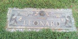 Peggy <I>Grissett</I> Leonard