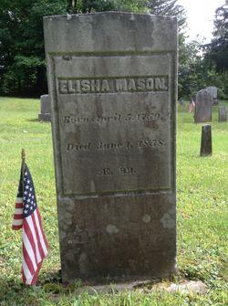 Pvt Elisha Mason