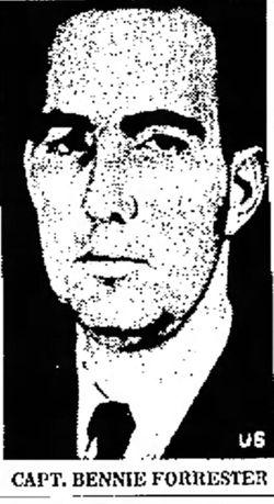Bennie Ward Forrester