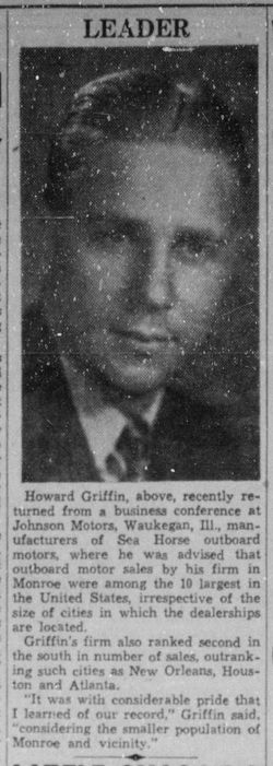 Howard Darnell Griffin