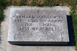 Gerhard Sokolowski