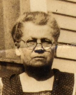 Anna Justine <I>Newton</I> Elder