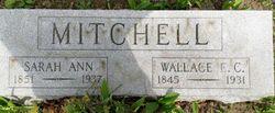 Wallace Ezekiel Mitchell