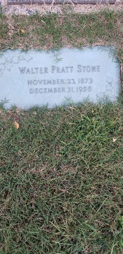 Walter Pratt Stone Sr.