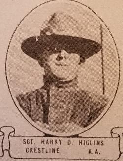 PVT Harry J. Higgins
