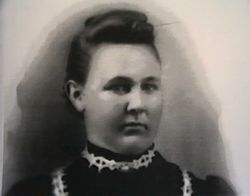 Mathilda Margaretha <I>Ahlheim</I> Hager