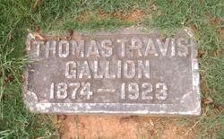 Dr Thomas Travis Gallion