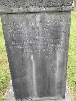 Sarah Jane Brown