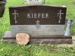 Donald Francis Kiefer