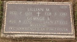 Lillian M Goldsmith