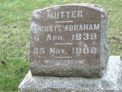 Auguste <I>Enz</I> Abraham