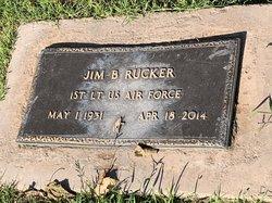 """Jamie Blake """"Jim"""" Rucker"""