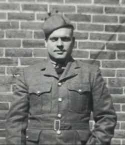 Corporal George Dale Sharpe