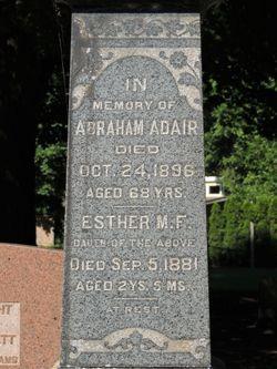 Esther Florence May Adair