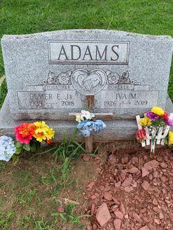 """Elmer Ellsworth """"Junie"""" Adams Jr."""