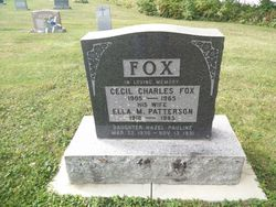 Cecil Charles Fox